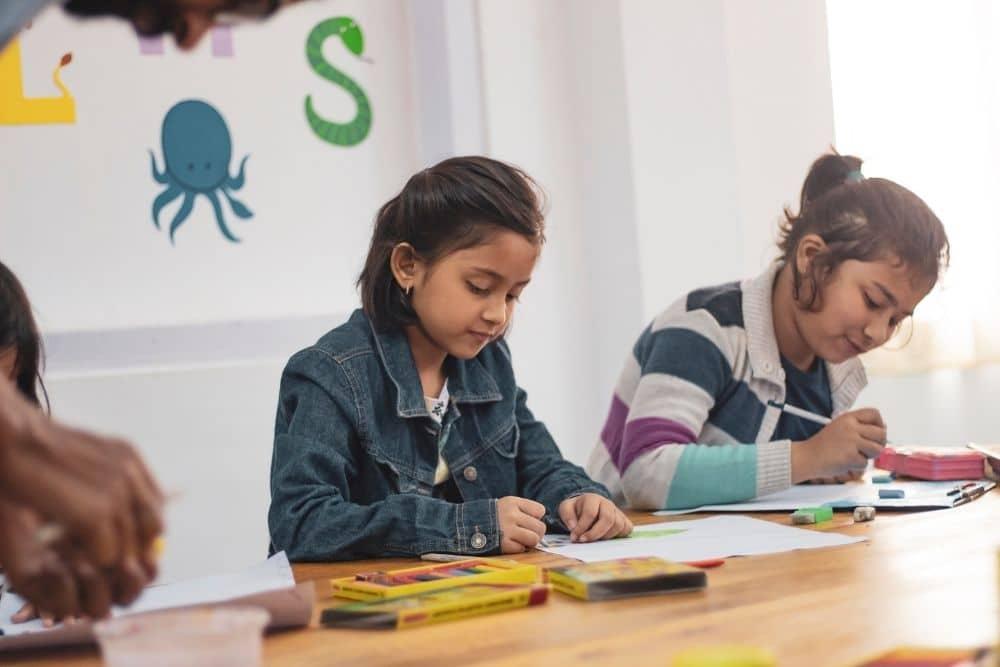 Educación para niños latinos en estados unidos