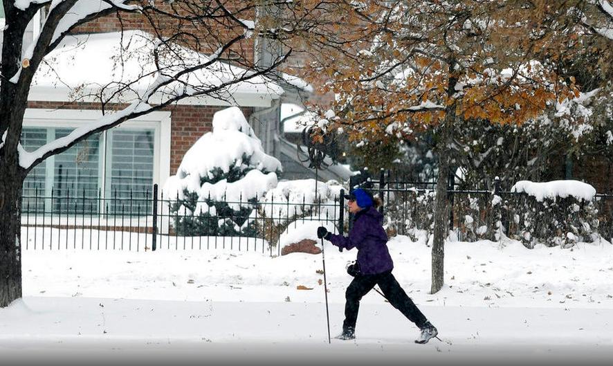 Lugares donde nieva en Estados Unidos 2