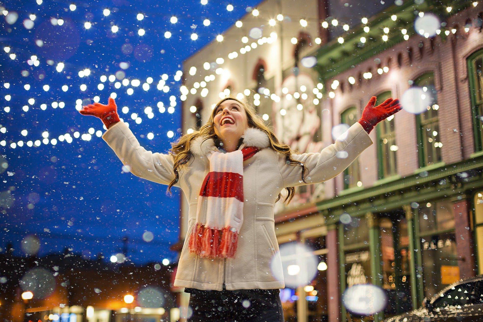 Lugares donde nieva en Estados Unidos en diciembre