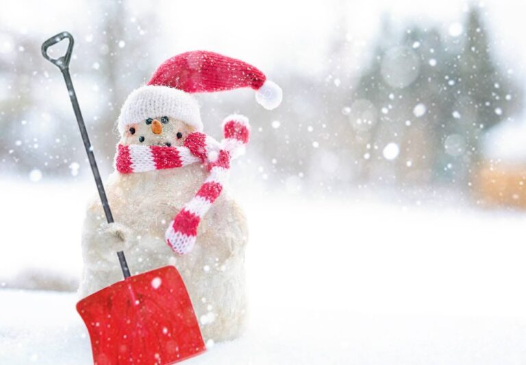 Lugares donde neva en Estados Unidos en diciembre