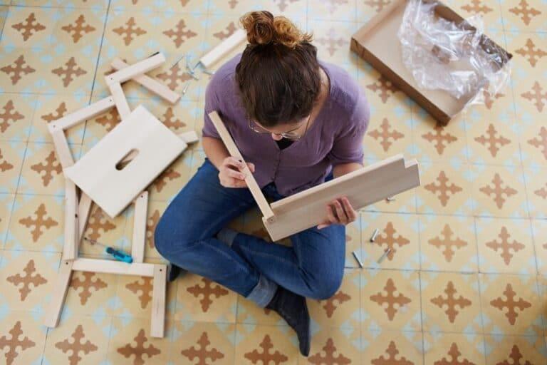 Trabajos desde casa ensamblando en estados unidos