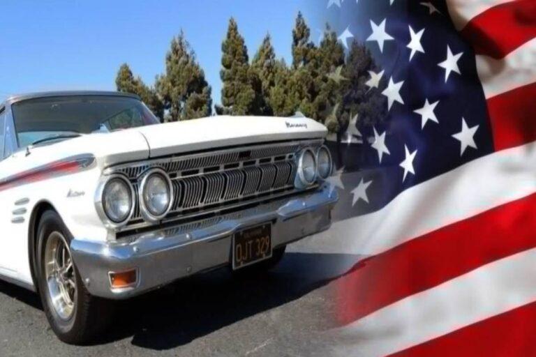 Venta de autos clásicos en Estados Unidos