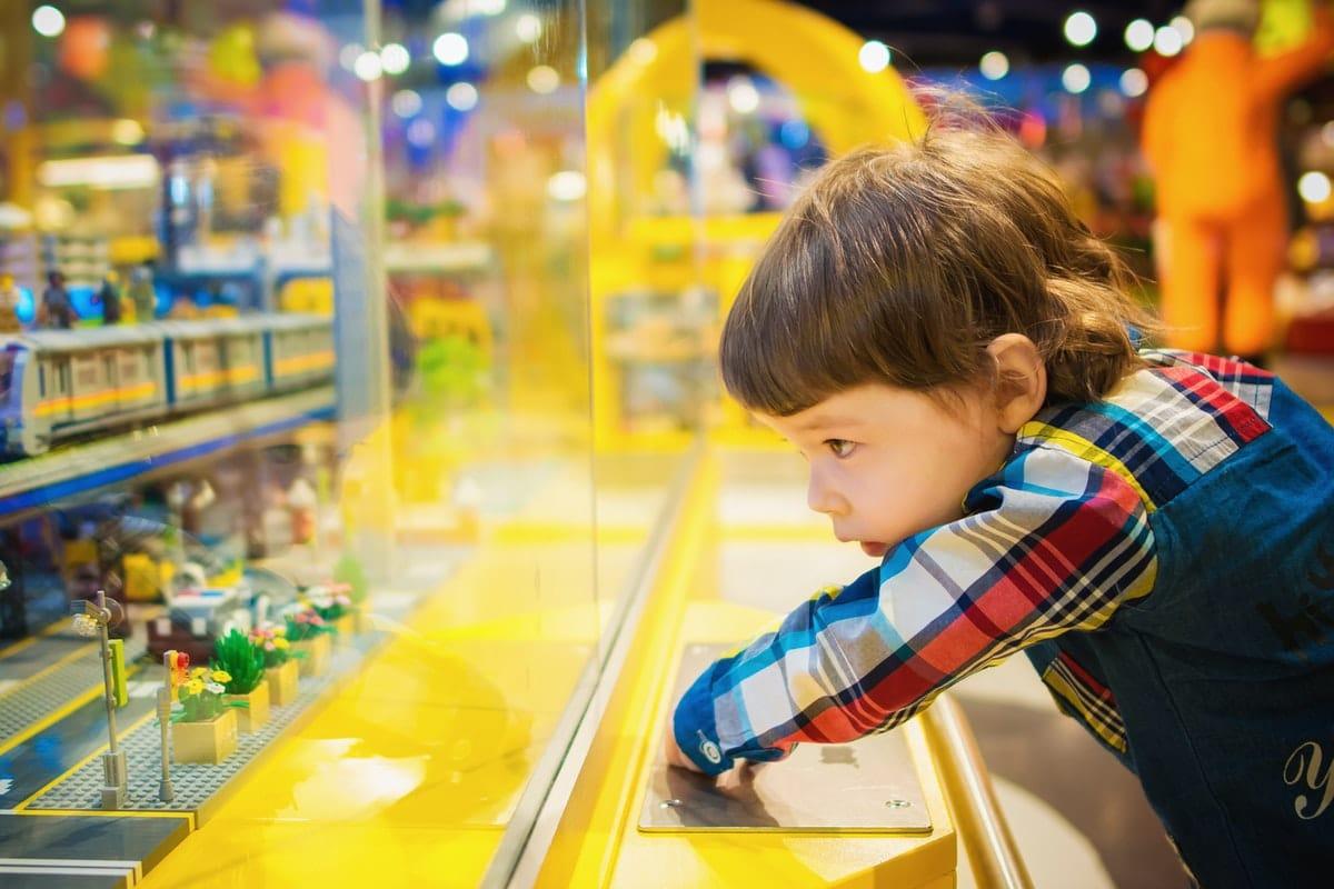 Tiendas de juguetes en Estados Unidos